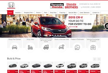 Toronto-Honda