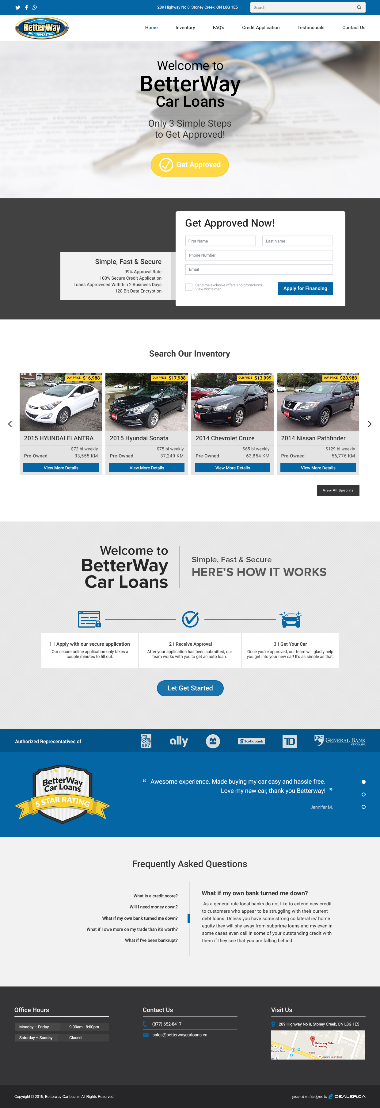 BetterWayCarLoans-Design