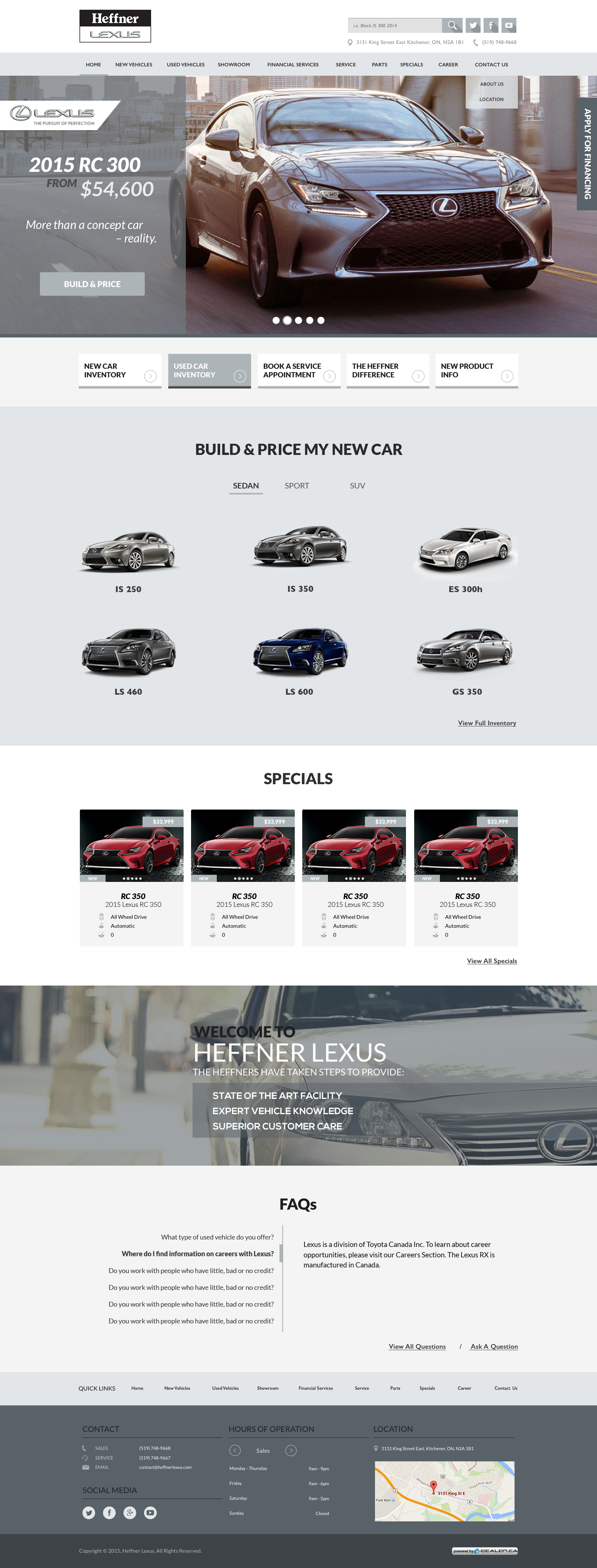 Heffner-Lexus