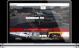 Custom Websites Mobile Laptop