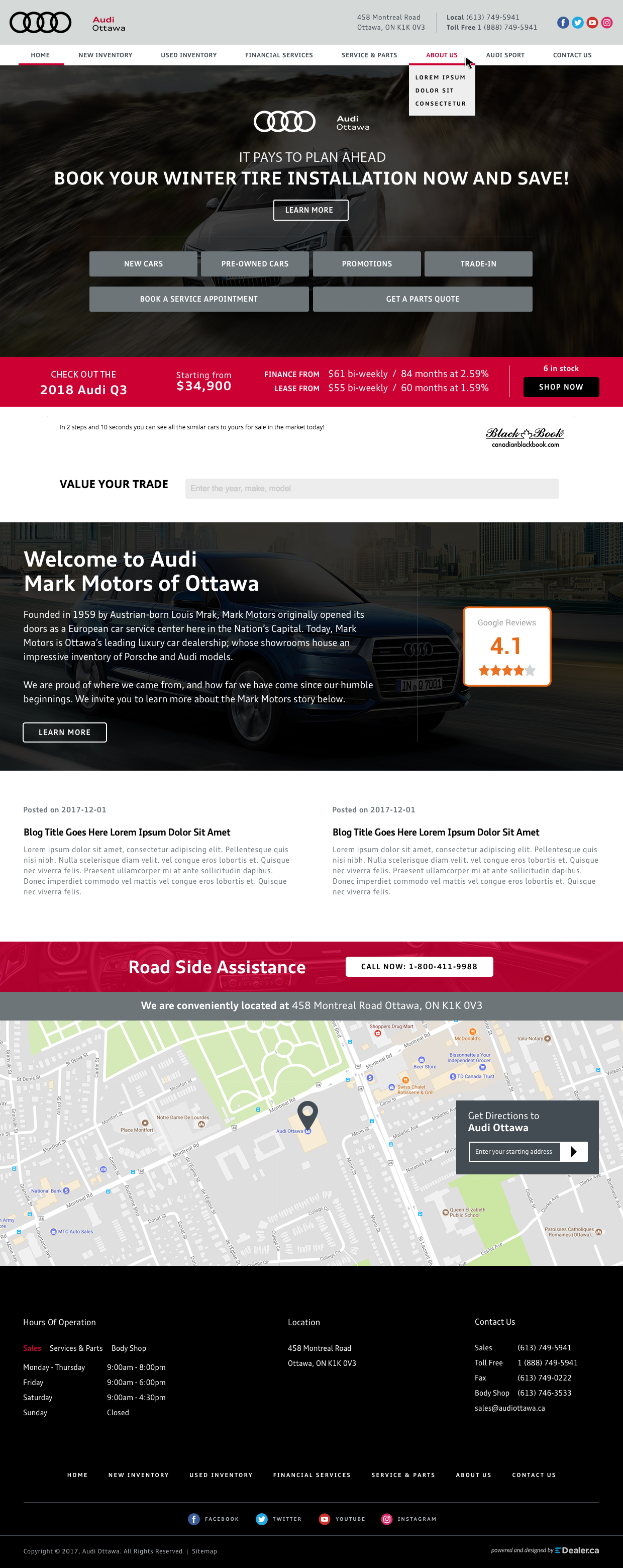 Audi Ottawa