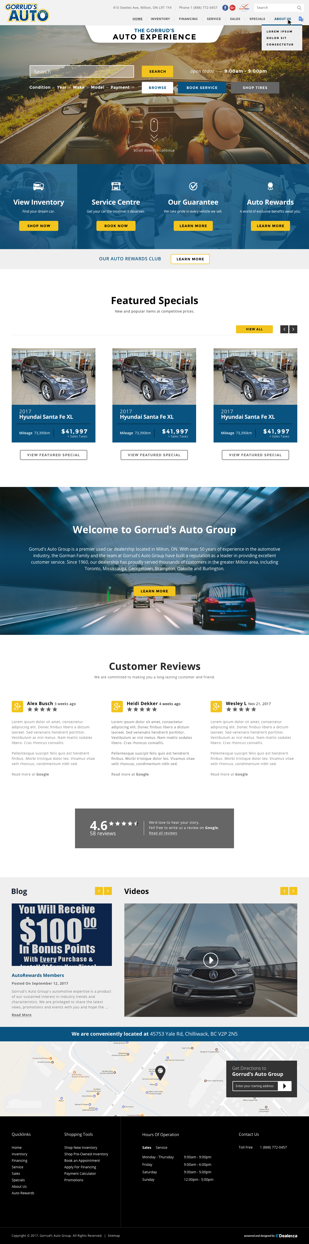 Gorrud's Auto Group