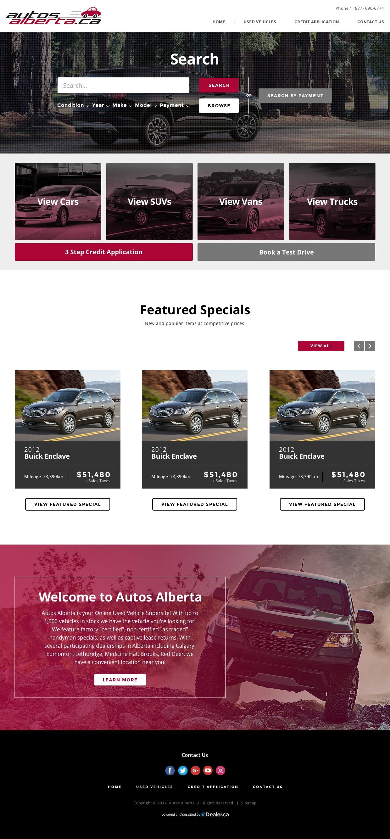 Autos Alberta