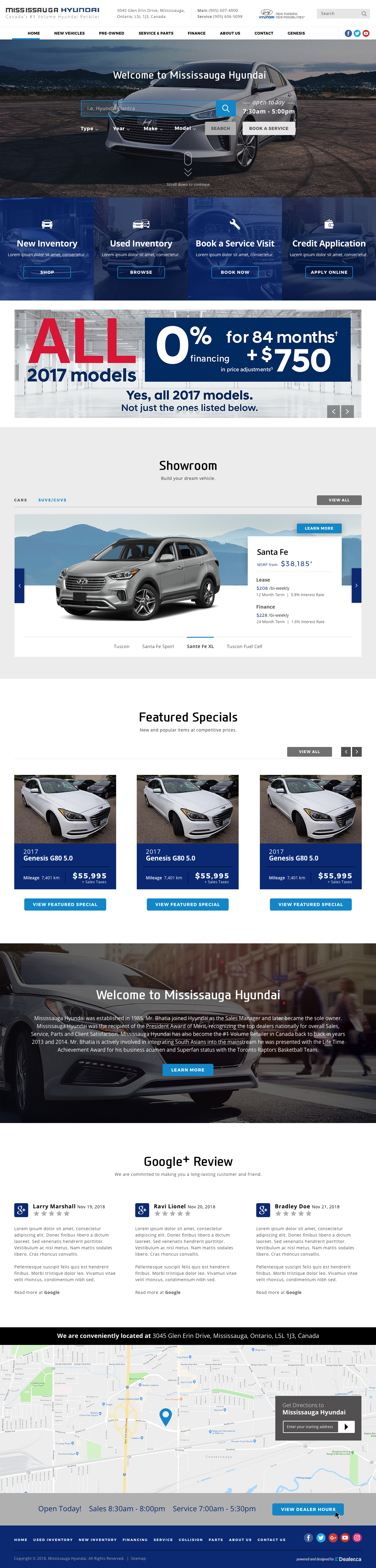 Mississauga Hyundai