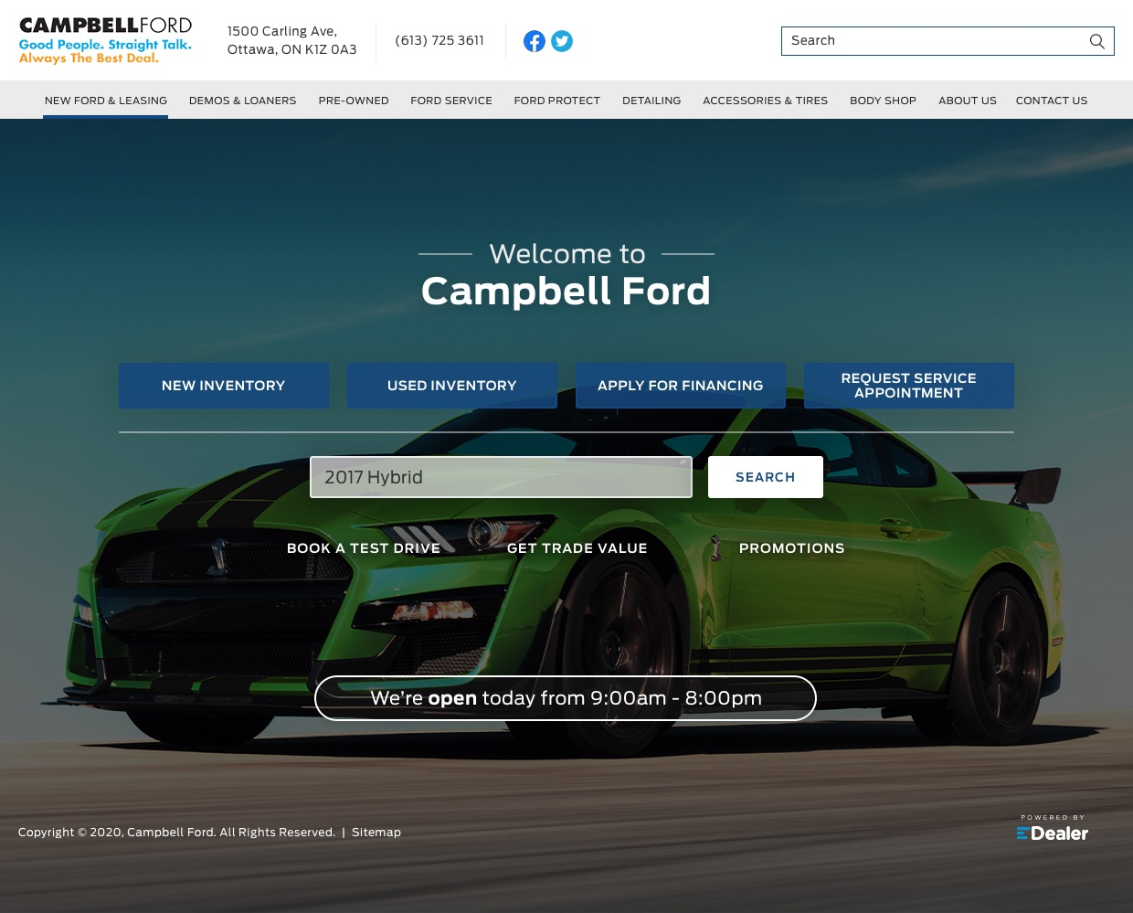 Campbell Ford
