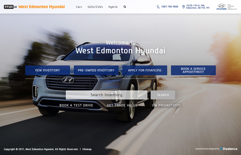 West Edmonton Hyundai