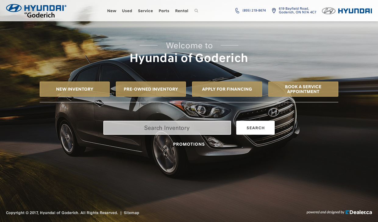 Hyundai of Goderich
