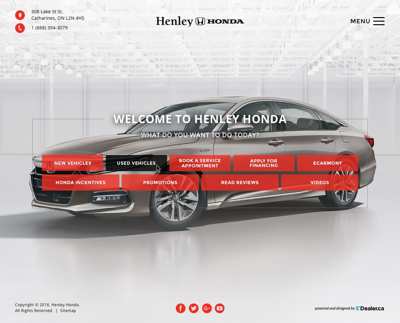Henley Honda