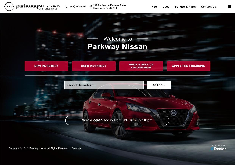 Parkway Nissan