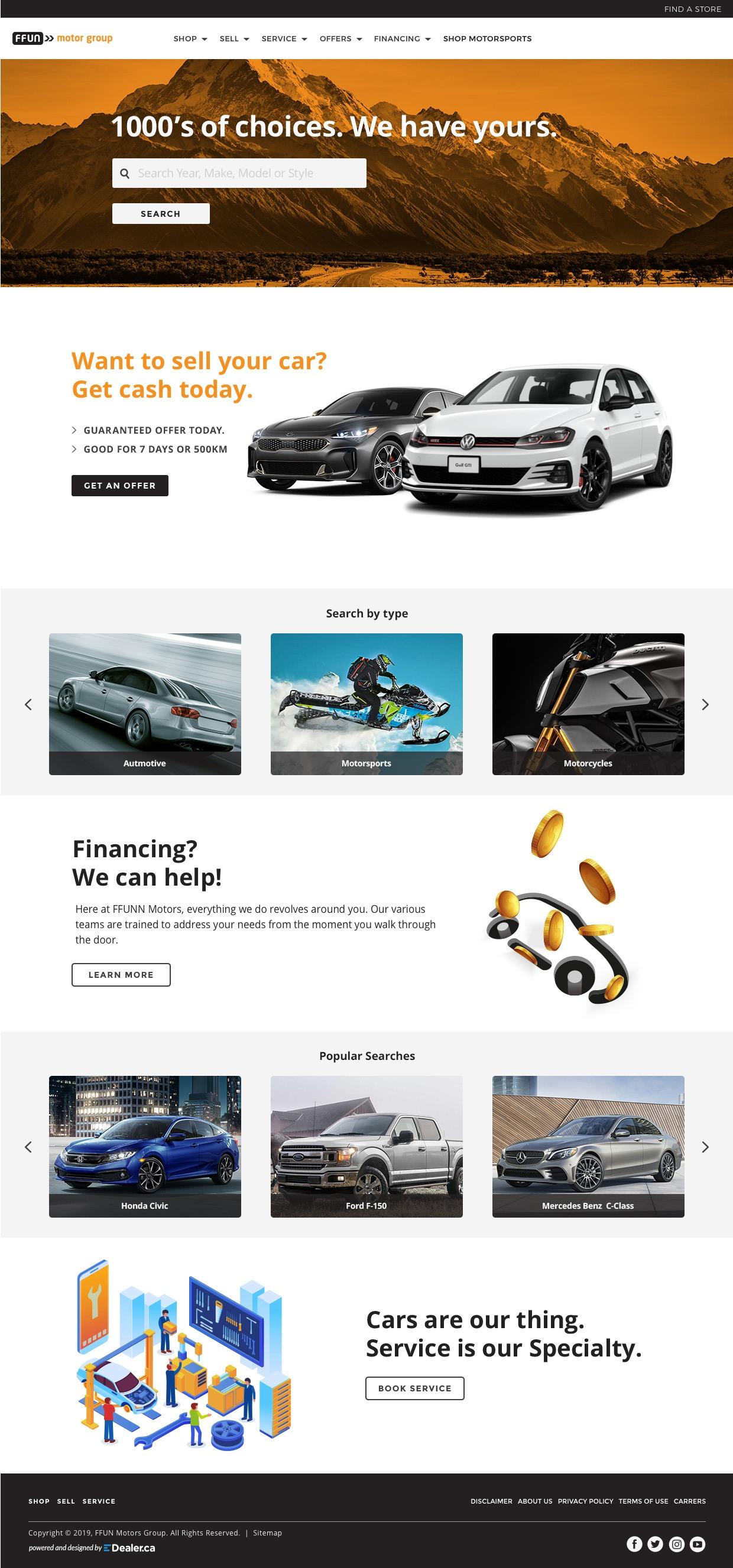 FFUN Motor Group