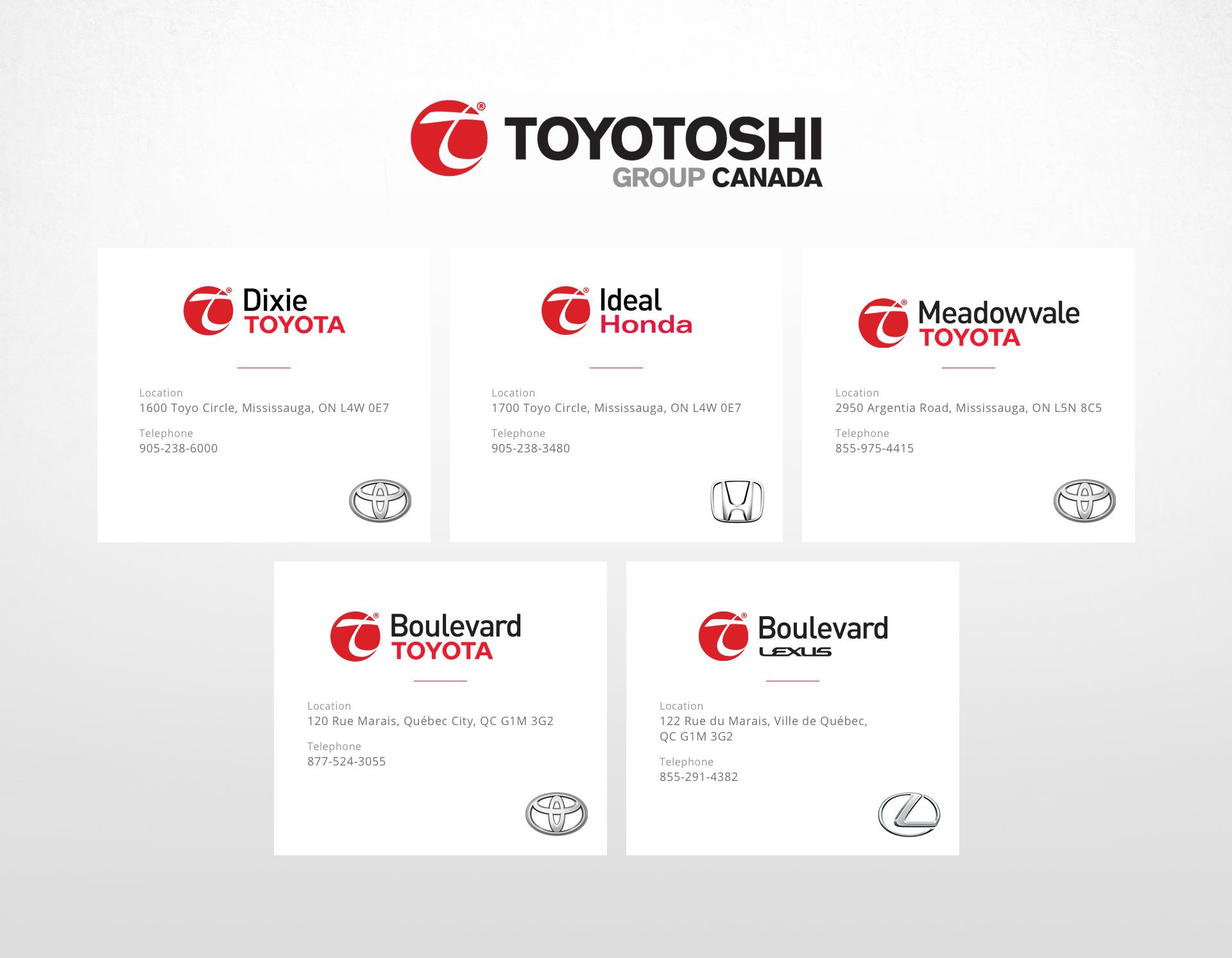 Toyotoshi Canada