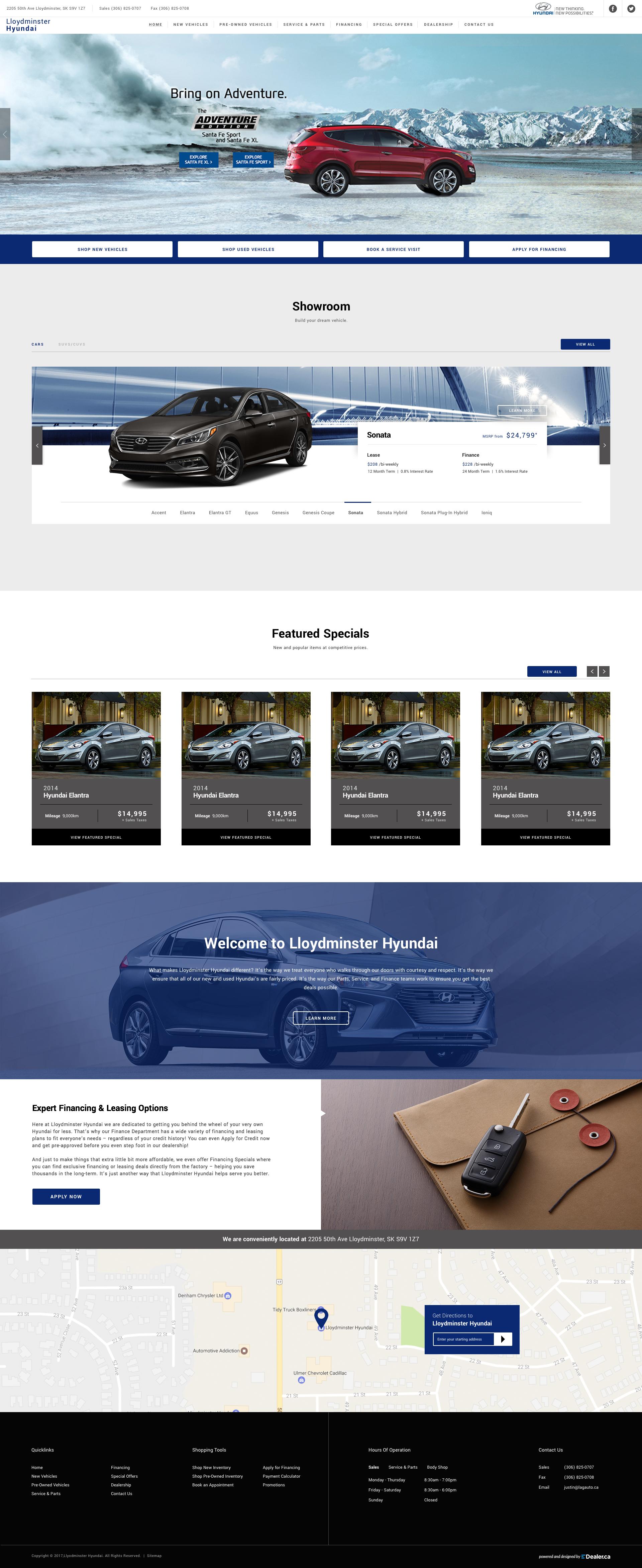 Lloydminster Hyundai