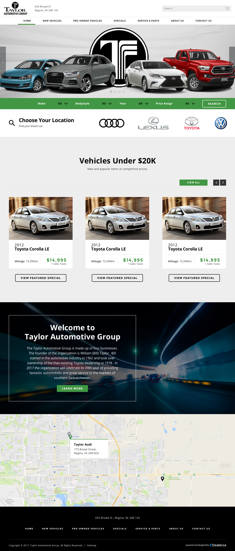 Taylor Automotive Group