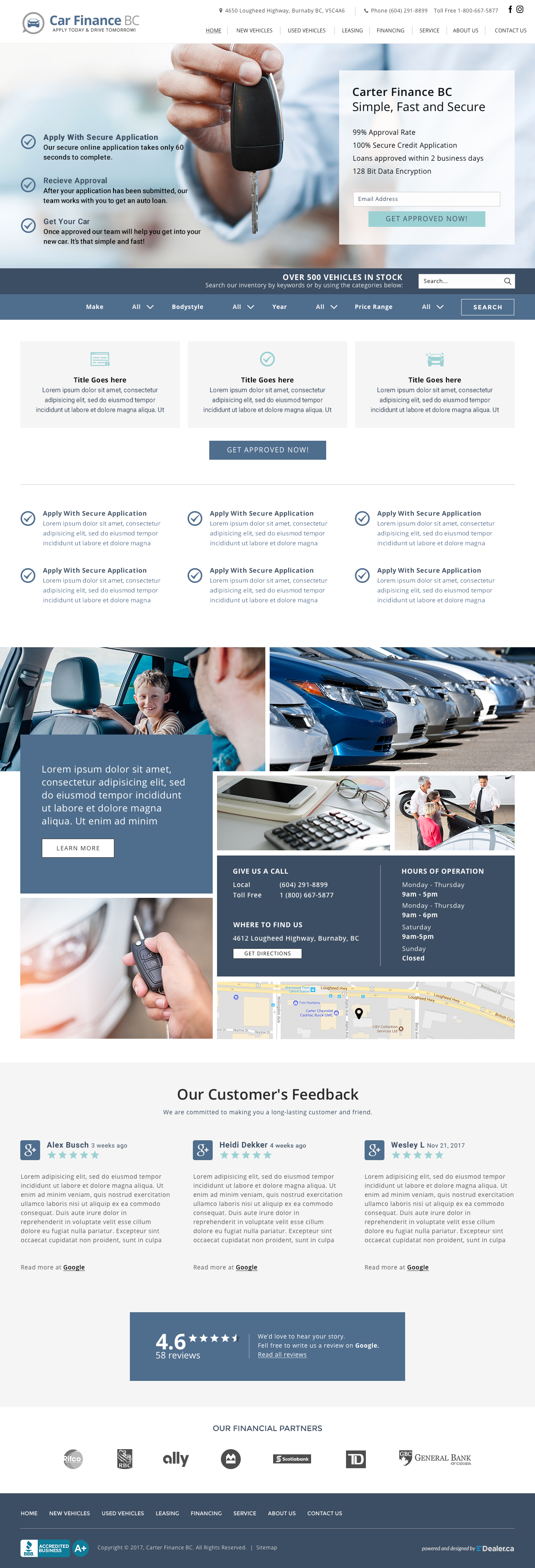 Car Finance BC