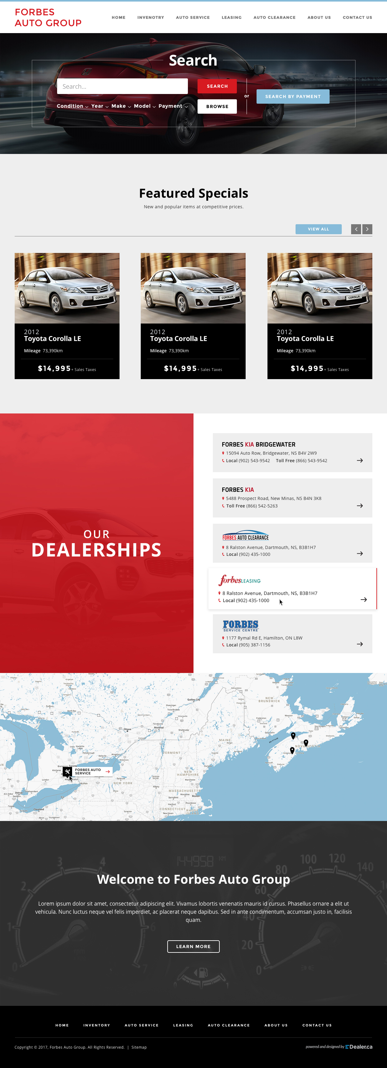 Forbes Auto Group