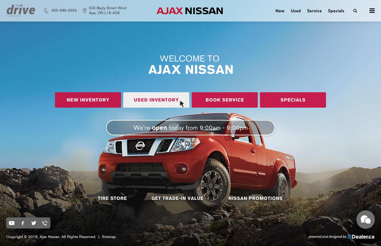 Ajax Nissan