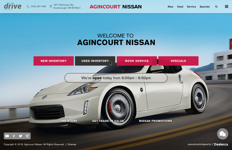 Agincourt Nissan