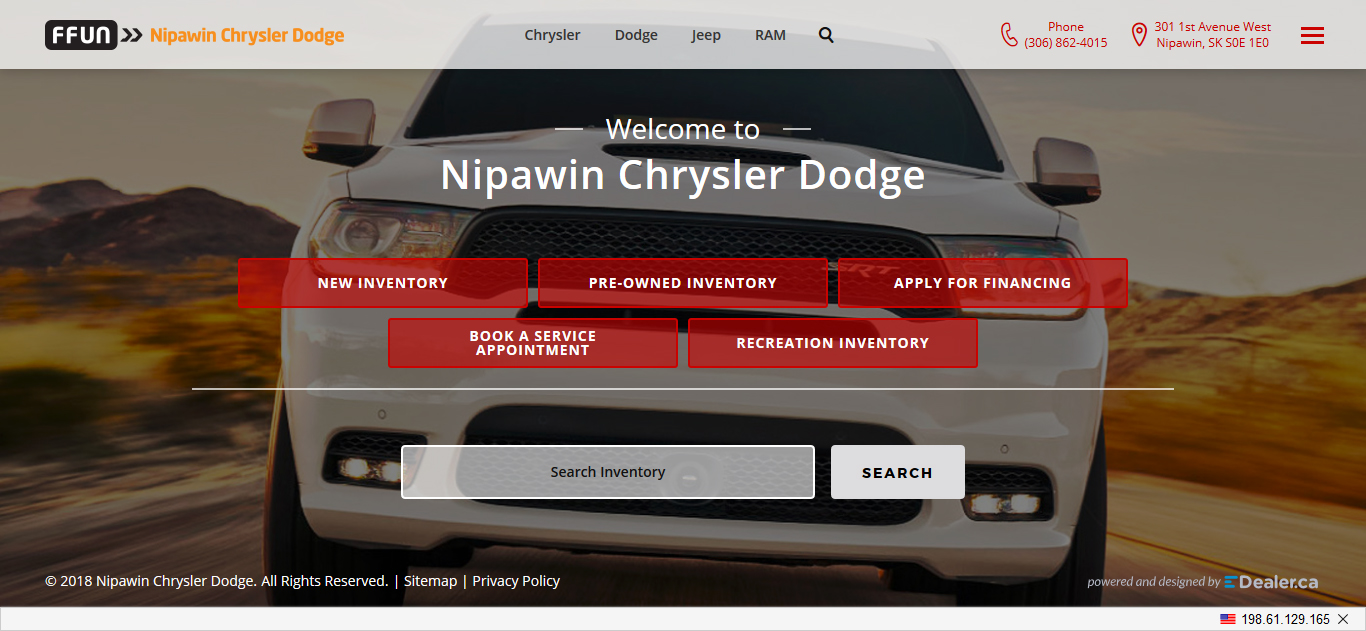 Nipawin Chrysler