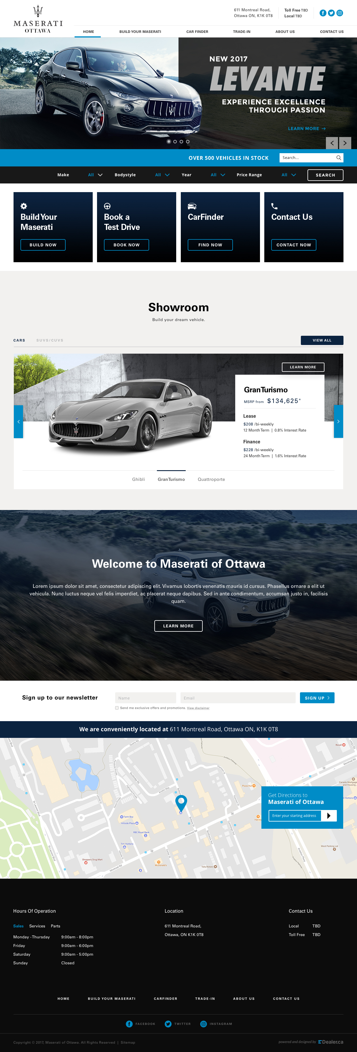 Maserati Of Ottawa