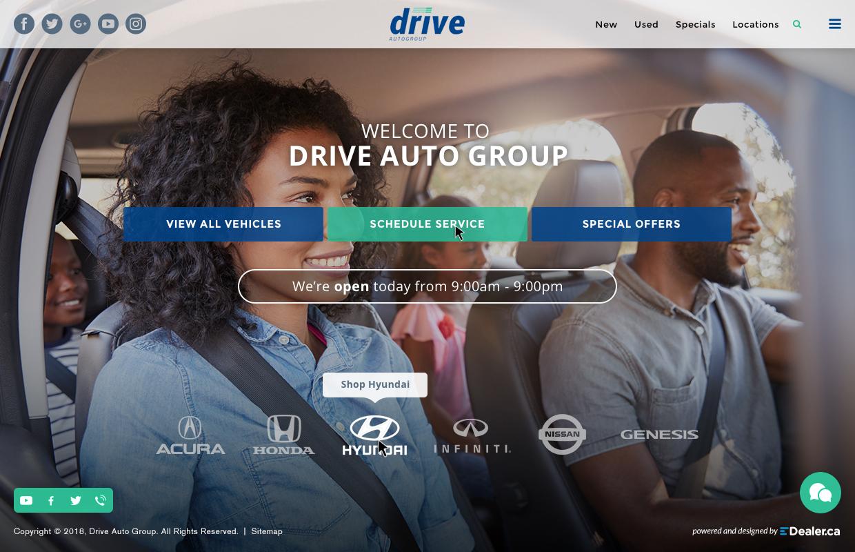 Drive Auto Group