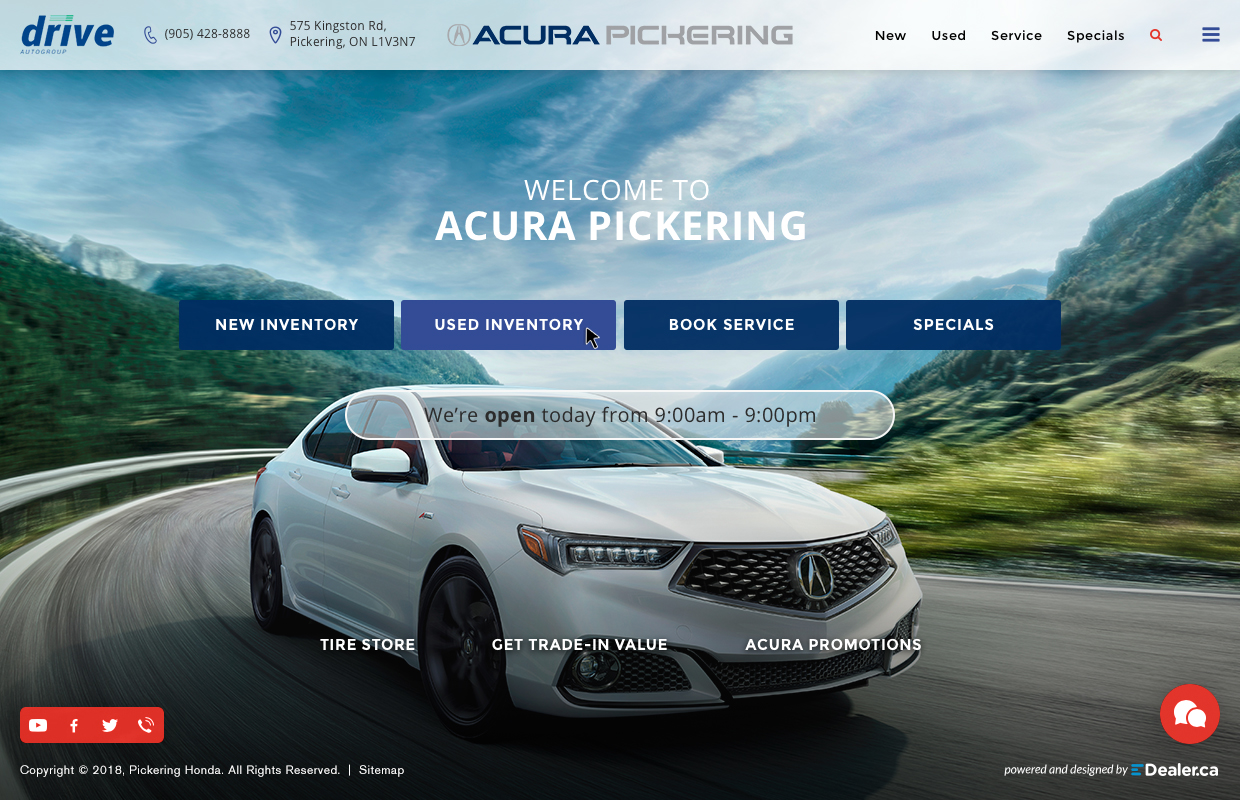 Acura Pickering