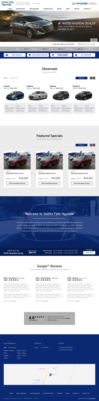 Smiths Falls Hyundai