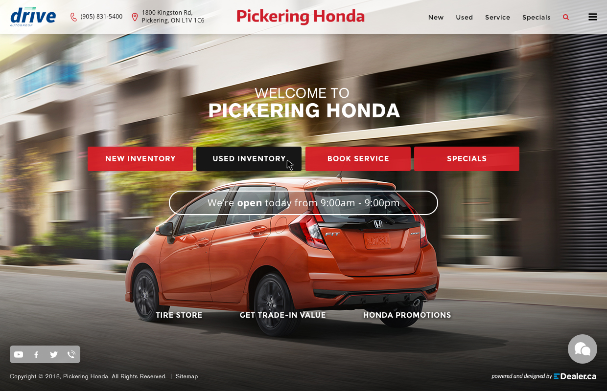 Pickering Honda