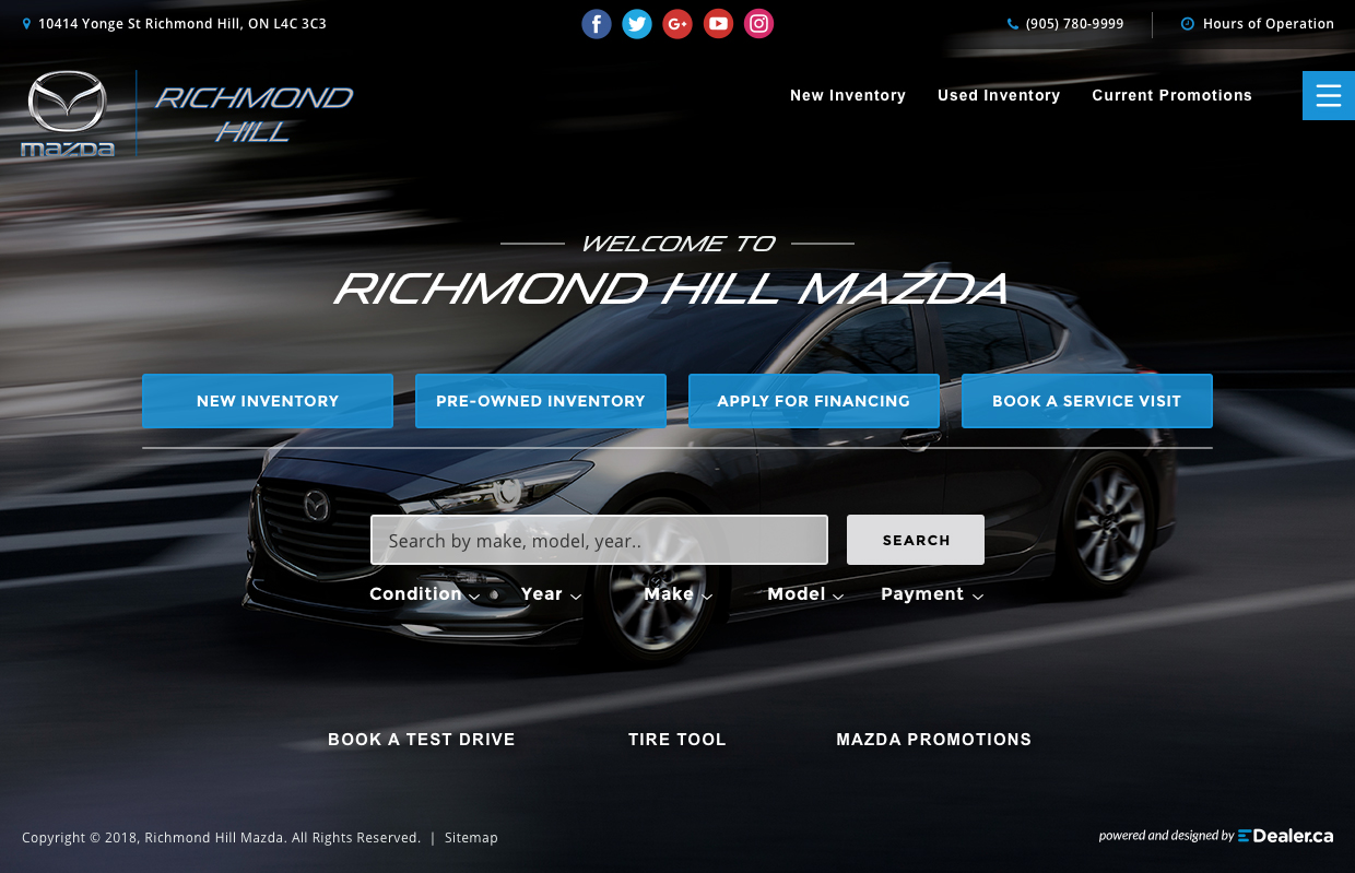 Richmond Hill Mazda
