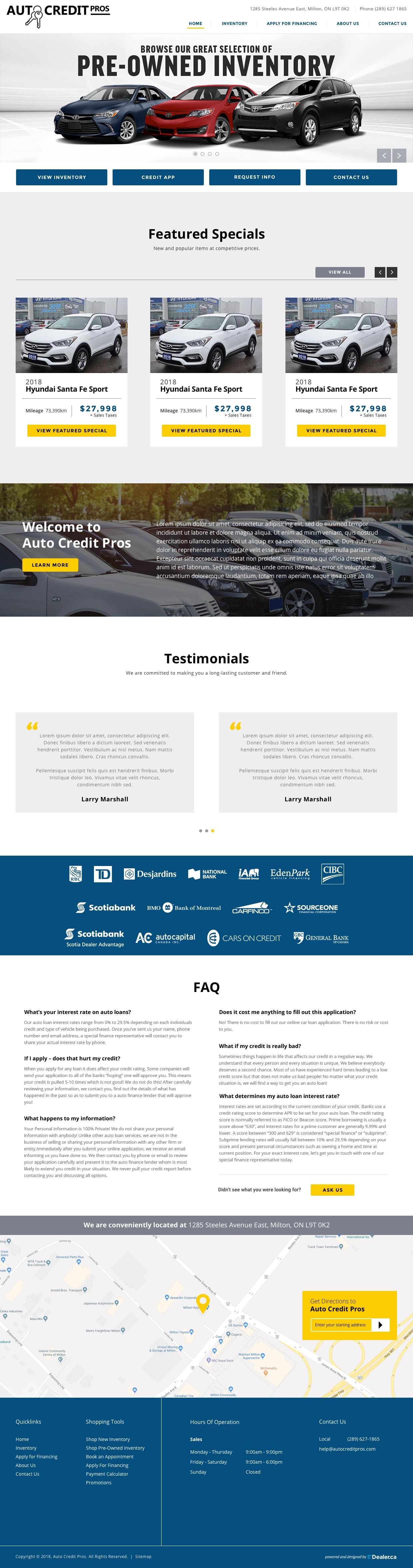 Auto Credit Pros