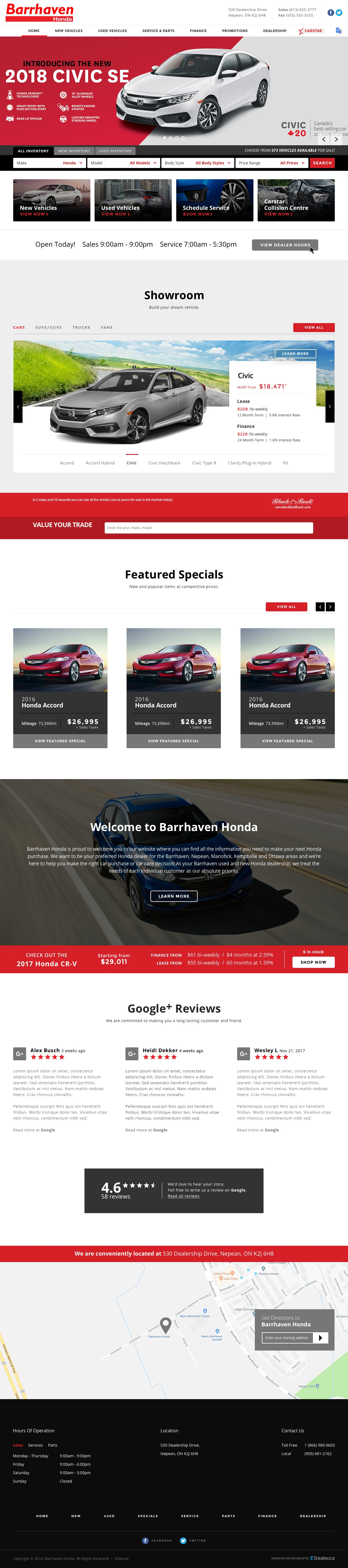 Barrhaven Honda
