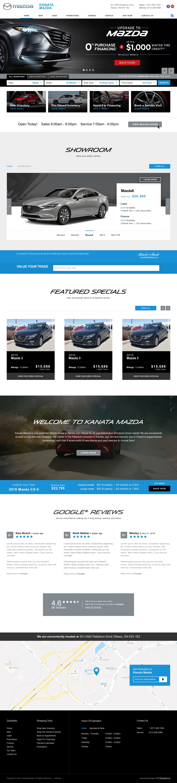 Kanata Mazda