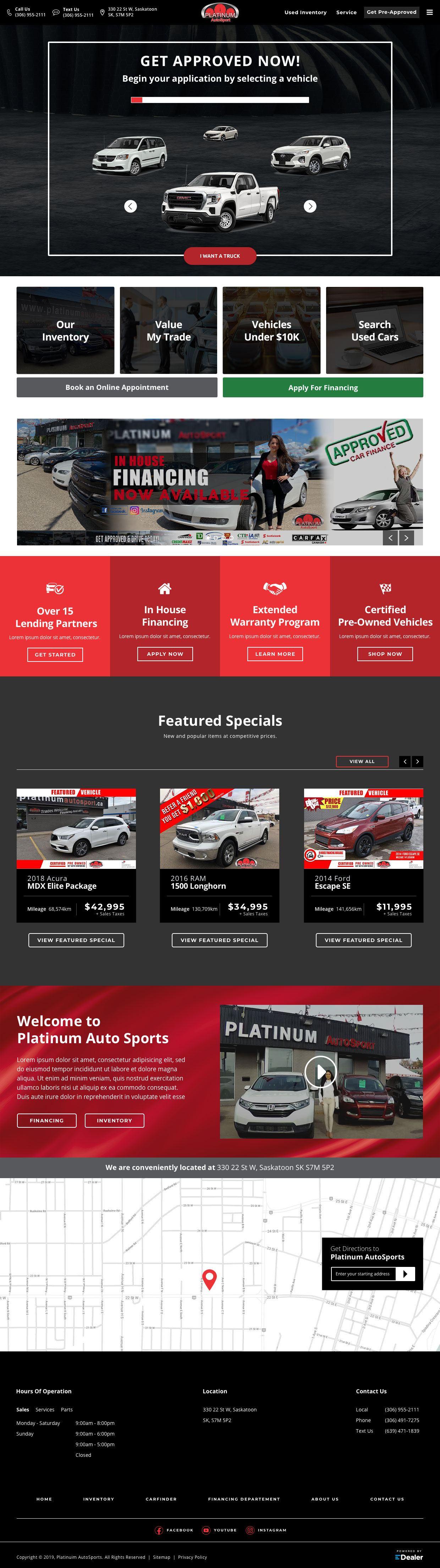 Platinum AutoSport