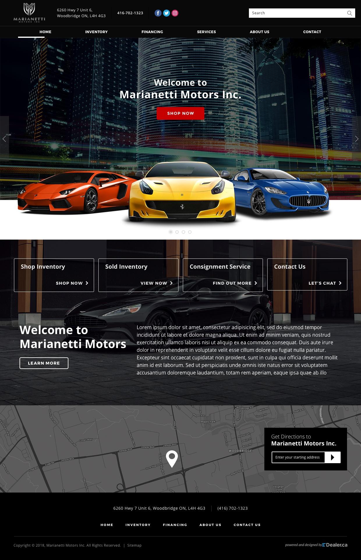 Marianetti Motors