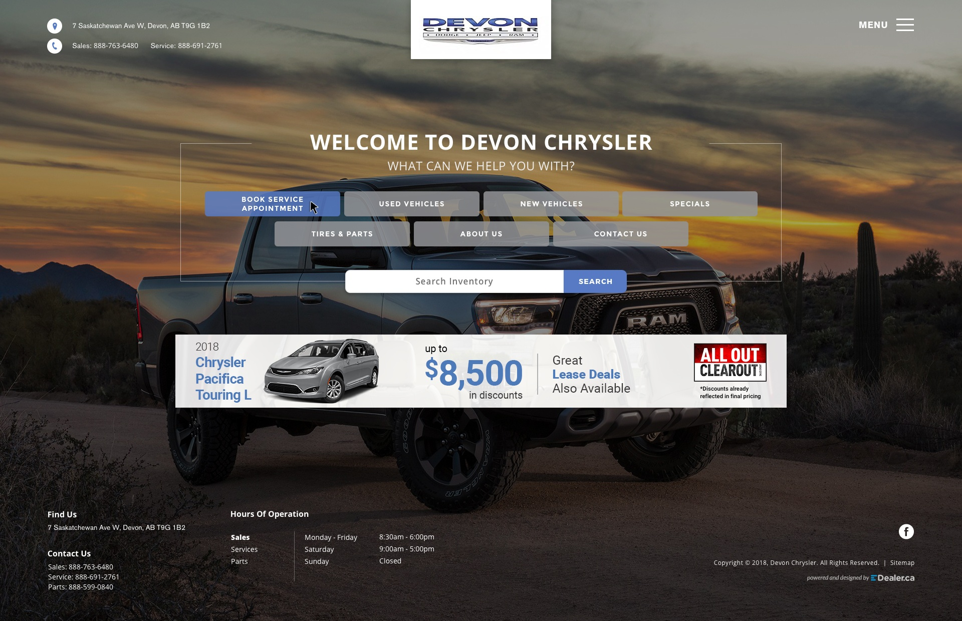 Devon Chrysler