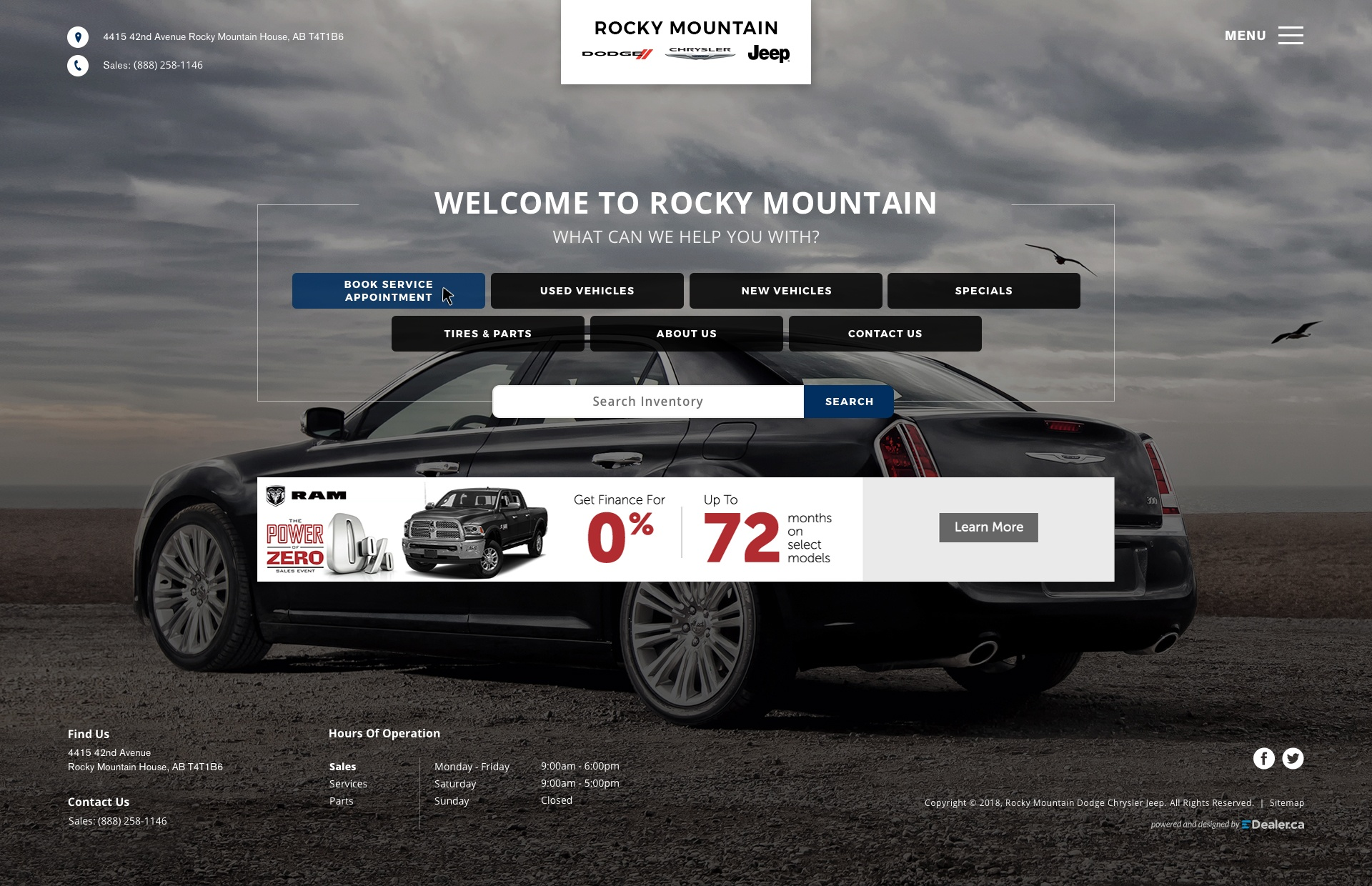 Rocky Mountain Dodge Chrysler Jeep