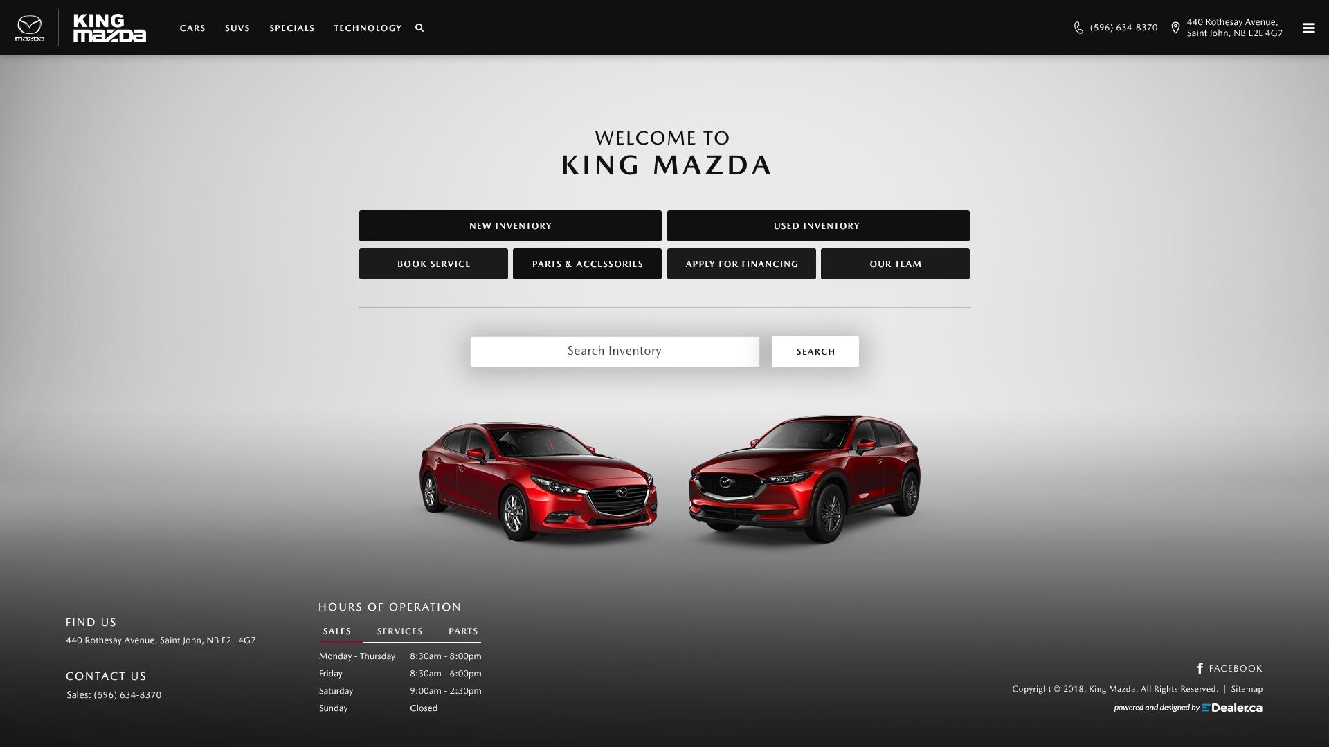 King Mazda