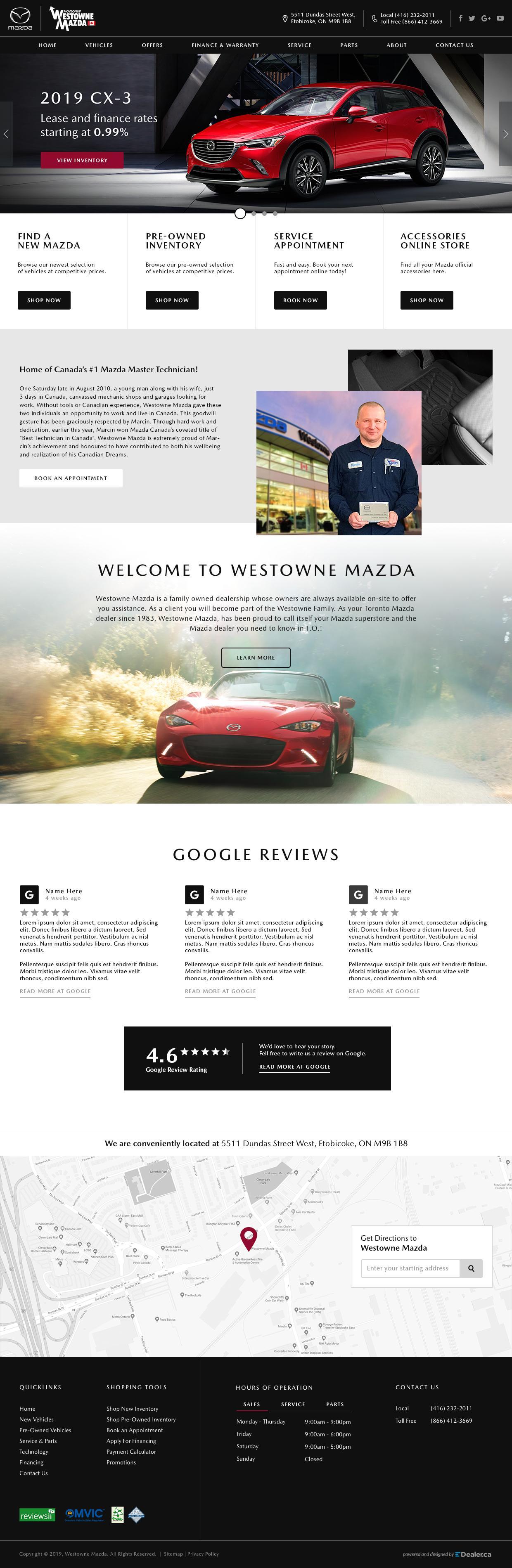 Westowne Mazda