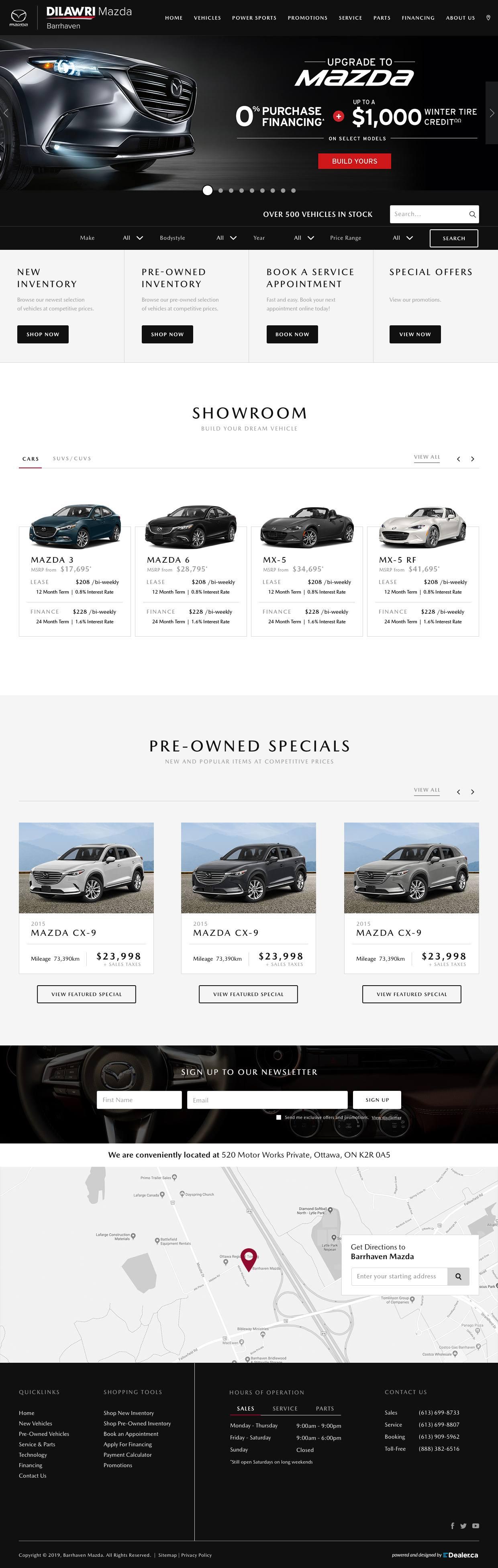 Barrhaven Mazda