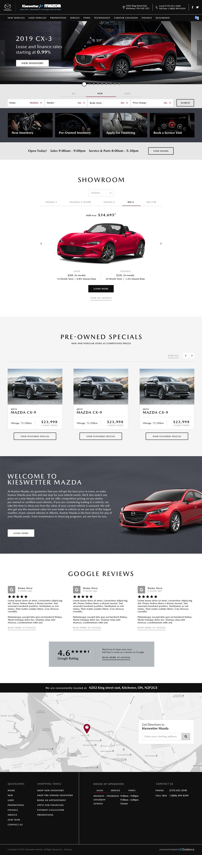 Kieswetter Mazda