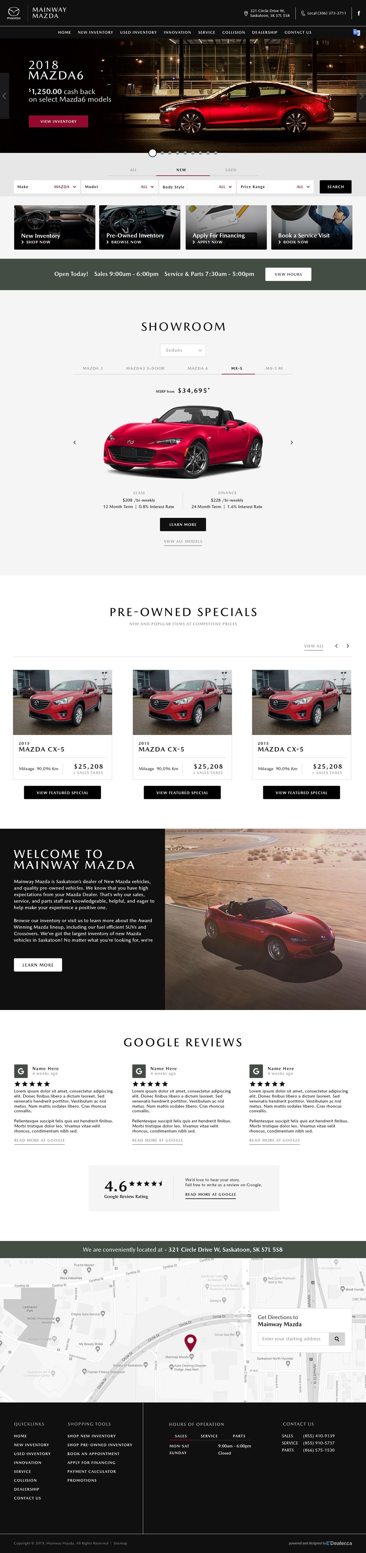 Mainway Mazda