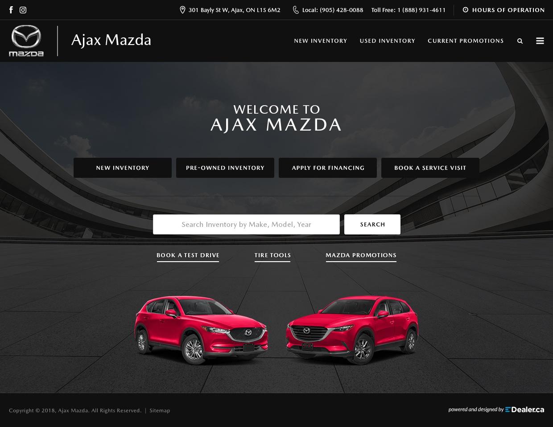 Ajax Mazda