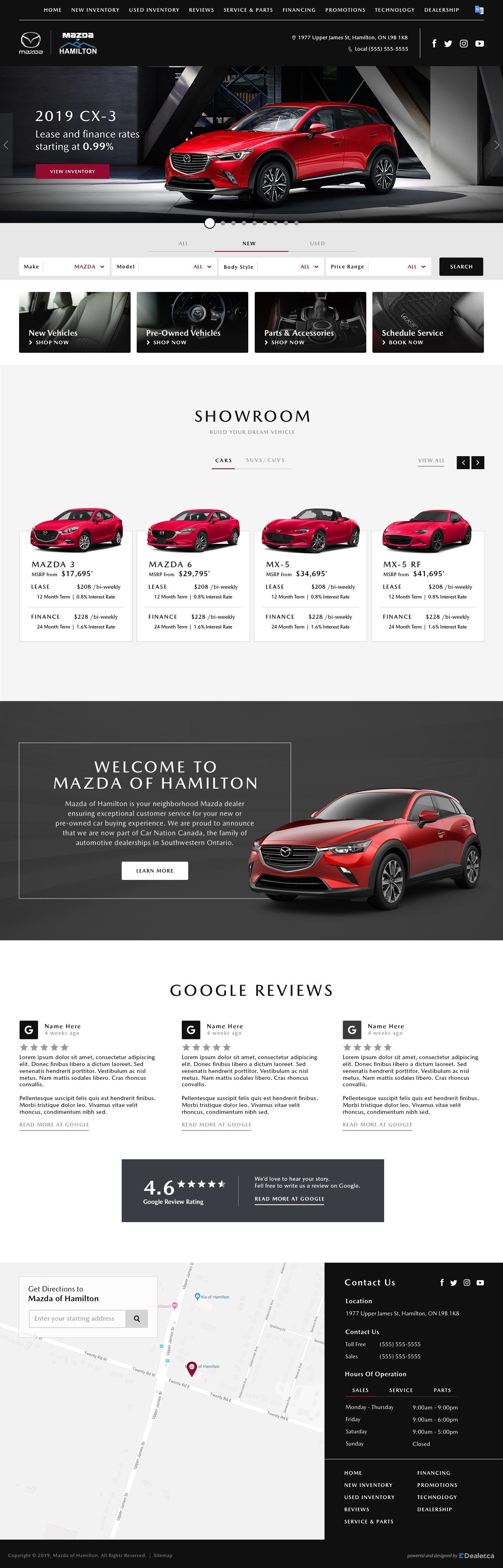Mazda of Hamilton