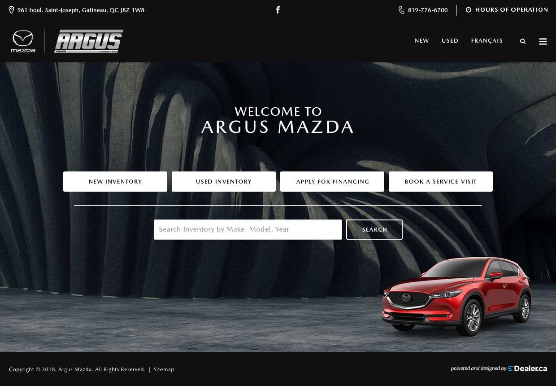 Argus Mazda