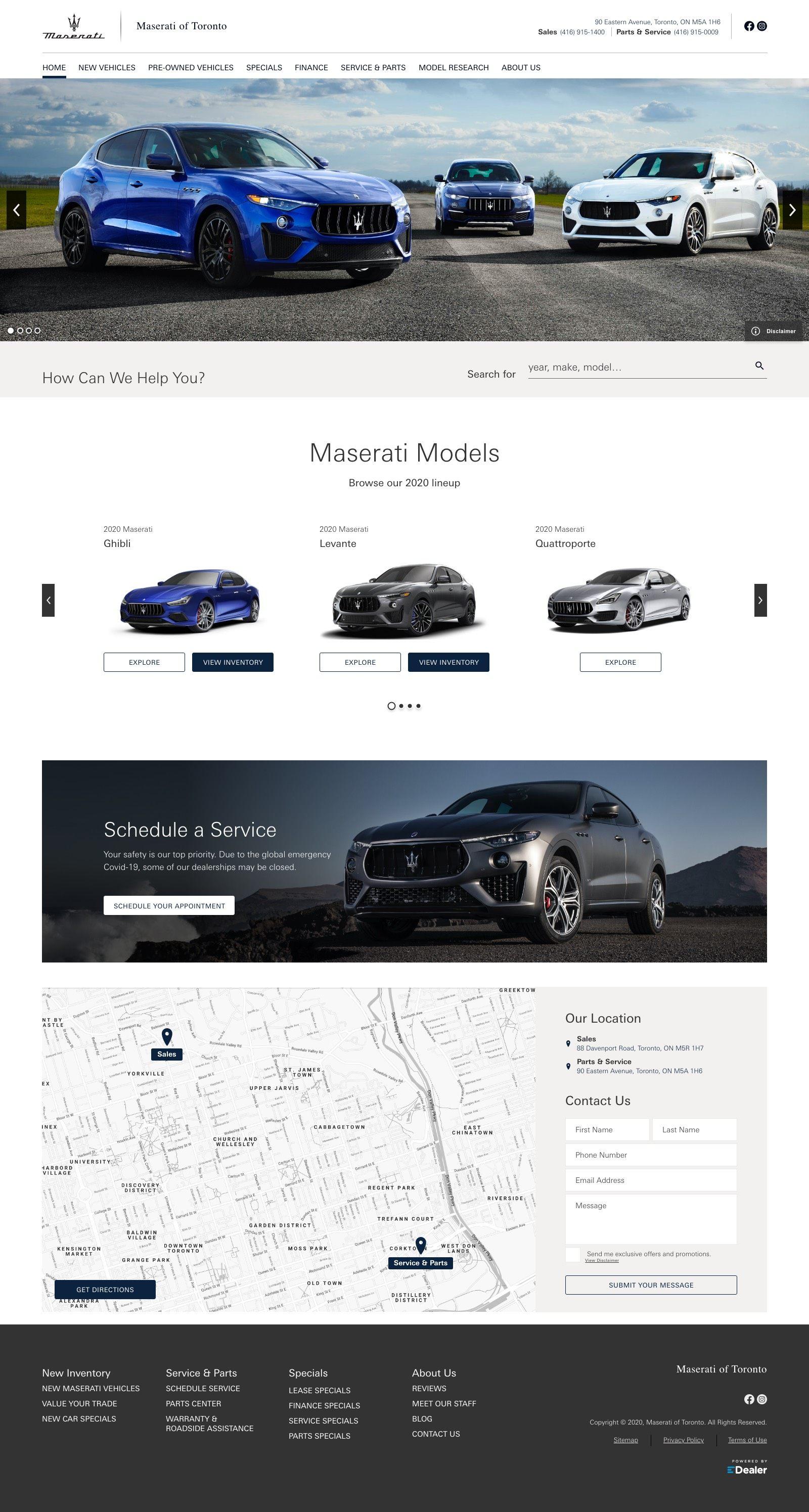 Maserati Of Toronto