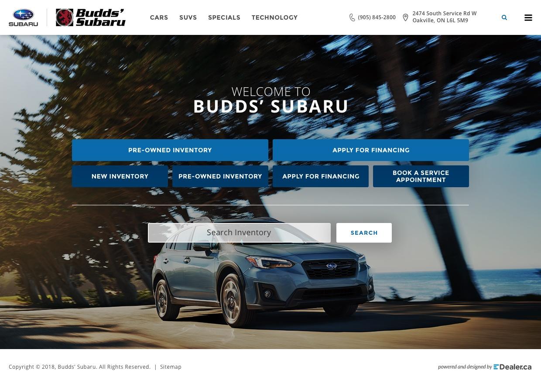 Budds Subaru