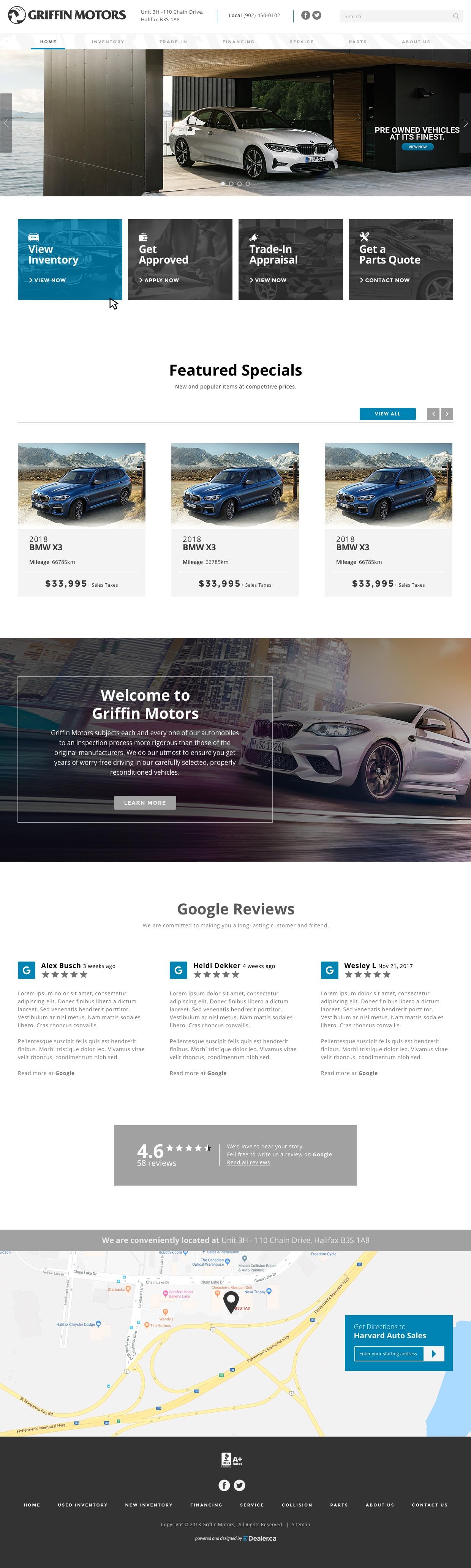 Griffin Auto Sales
