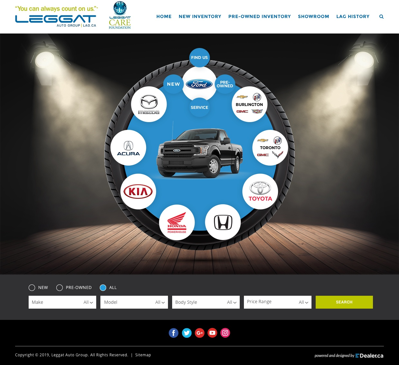 Leggat Auto Group