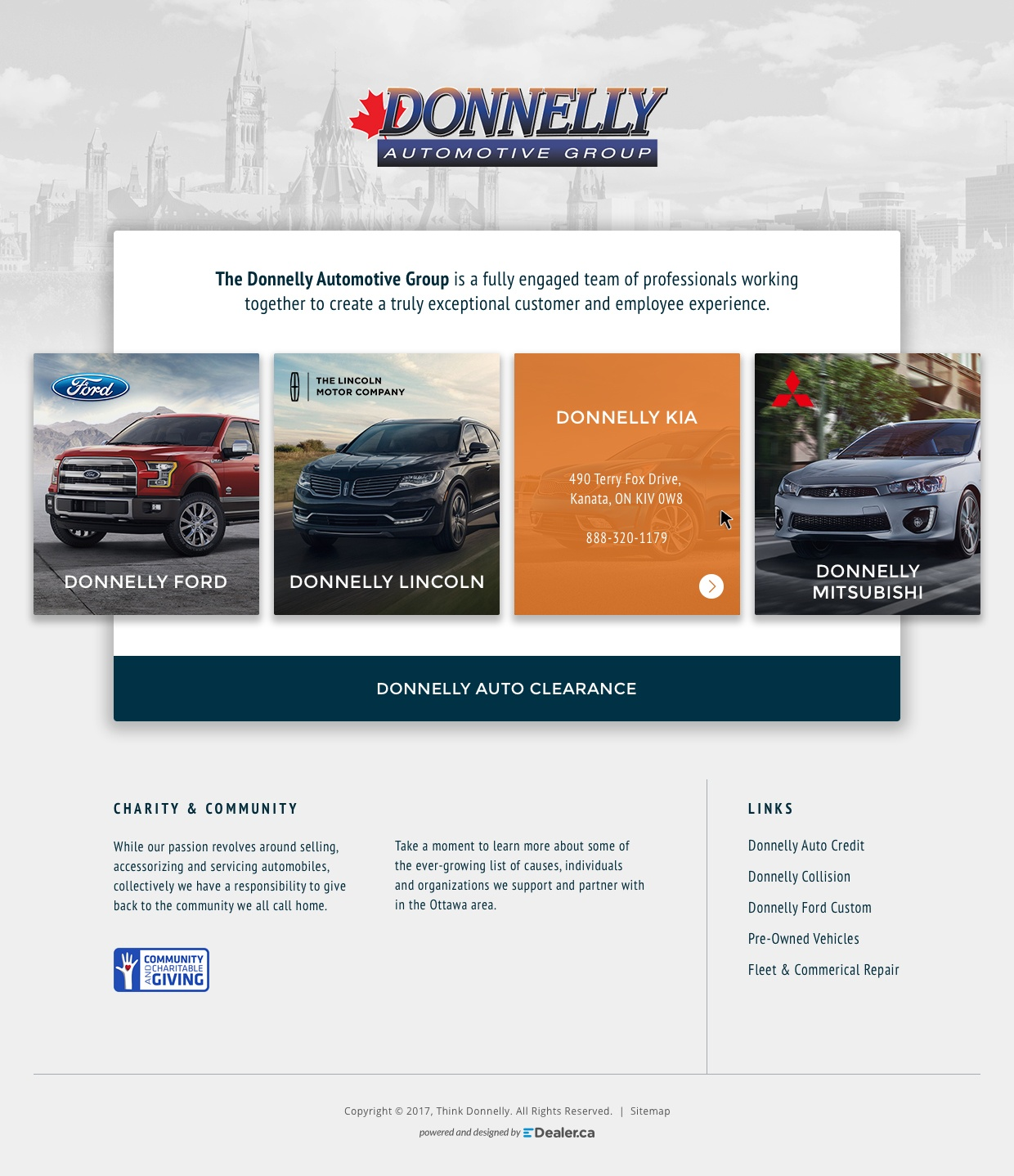 Donnelly Automotive Group
