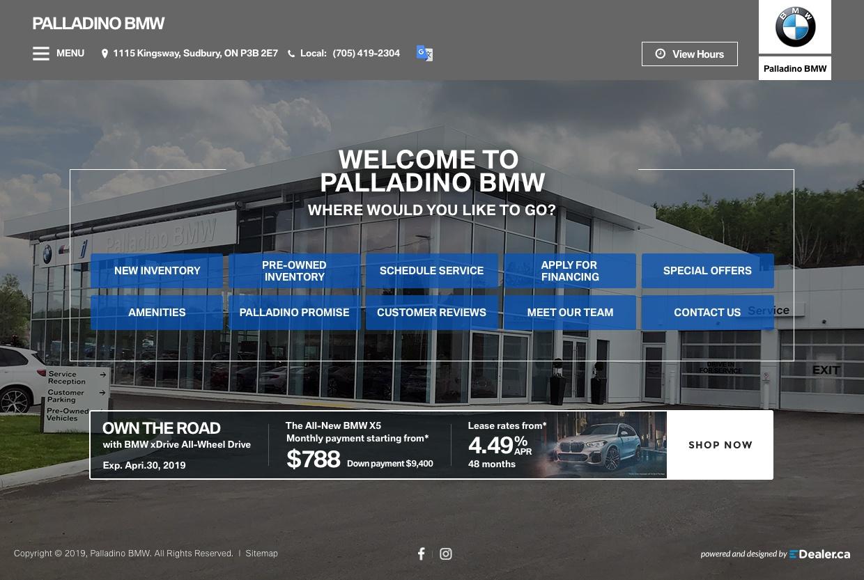 Palladino BMW