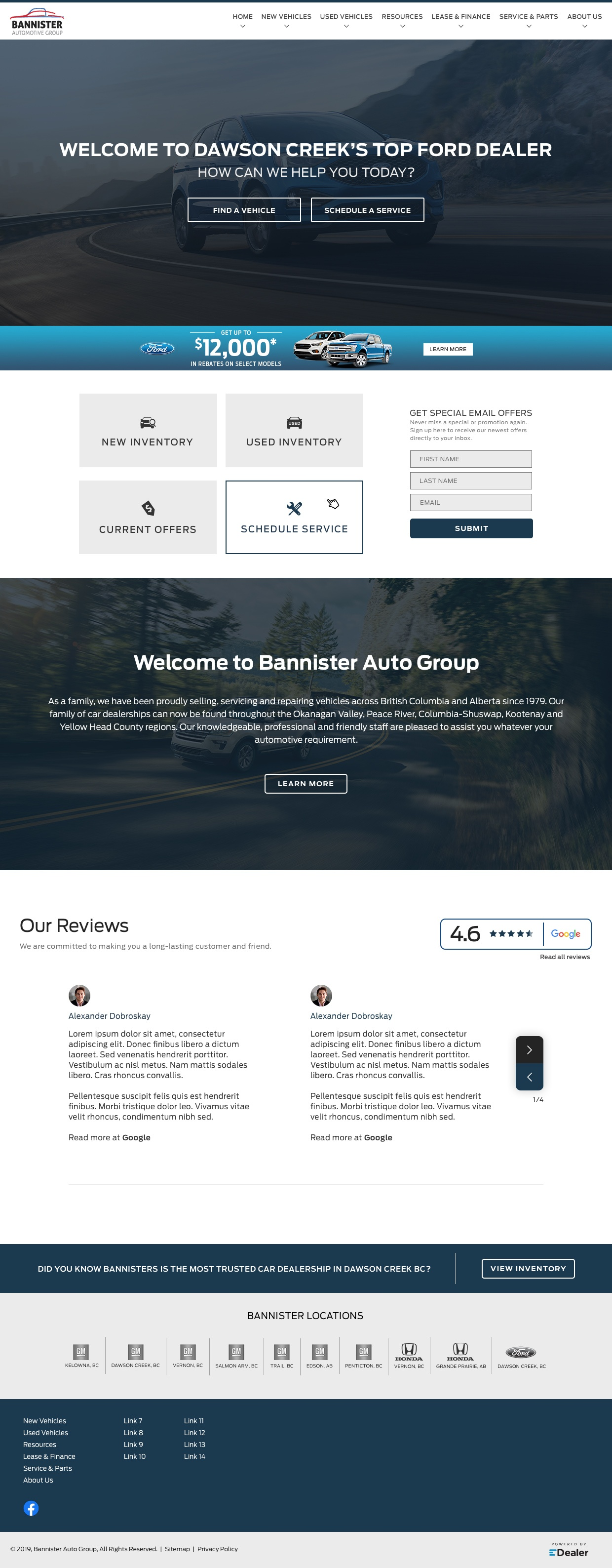 Bannister Automotive Group